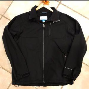 Columbia Omni-shield soft shell jacket